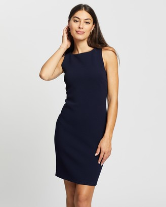Atmos & Here Sleeveless Essential Dress