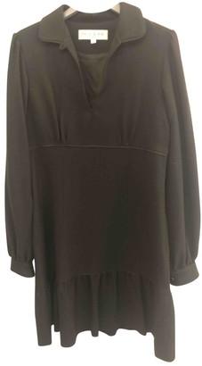 Paul & Joe Black Wool Dress for Women
