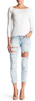 Articles of Society Distressed Boyfriend Jean