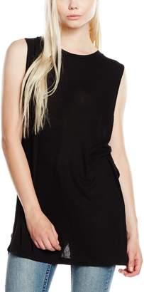 Cheap Monday Women's Gone Tank Plain Sleeveless Vest Top