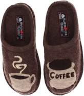 Haflinger Women's AR Coffee Flat