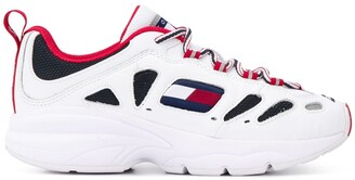 Tommy Jeans Heritage cut-out sneakers