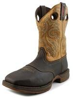 Durango Pull-on Men W Round Toe Leather Tan Western Boot.