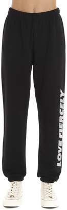 Chiara Ferragni love Fiercley Sweatpants
