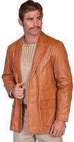 Scully Men's Whip Stitch Blazer 719 Long