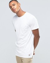 Jack and Jones T-Shirt with Contrast Printed Pocket