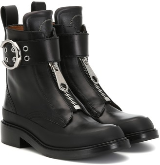 Chloé Roy leather ankle boots