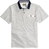 Retrofit Men's Dash-Print Polo