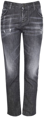 DSQUARED2 Cool Girl Stretch Denim Jeans