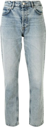 Anine Bing Betty slim-fit jeans
