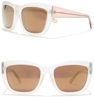 Joe's Jeans 56mm Square Sunglasses