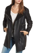 Vigoss Women's Longline Moto Jacket