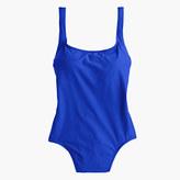 J.Crew Scoopback one-piece swimsuit