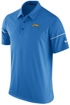 Nike Men's San Diego Chargers Team Issue Polo Shirt