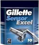 Gillette Sensor Excel Razor Refill Cartridges