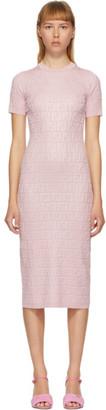 Fendi Pink Forever Dress