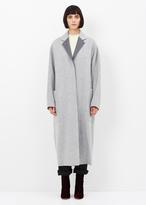 Acne Studios grey melange amery double coat