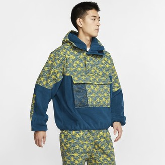 Nike Men's Fleece Anorak ACG