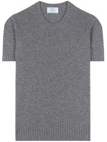 Prada Knitted cashmere top