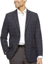STAFFORD Stafford Travel Year-Round Classic-Fit Sport Coat