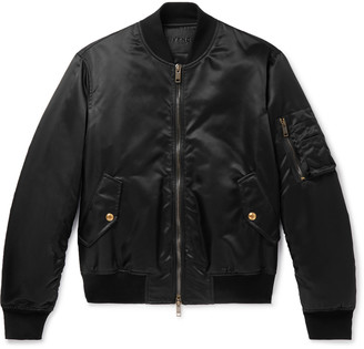Givenchy Padded Shell Bomber Jacket