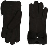 UGG Classic Bow Shorty Dress Gloves