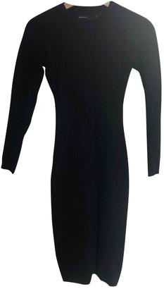 Karen Millen Black Wool Dress for Women