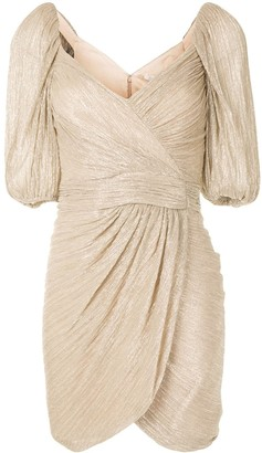 Jonathan Simkhai Ruched Mini Dress
