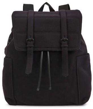 Dries Van Noten Flannel backpack
