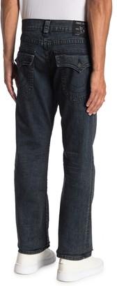 True Religion Ricky Flap Straight Leg Jeans