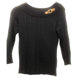 Lauren Ralph Lauren Navy Cotton Knitwear for Women