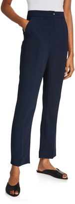Etro Cady Tapered-Leg Trousers