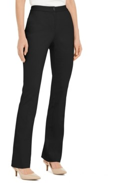 Alfani Hardware-Waist Trouser Pants, Created for Macy's