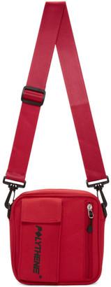 Polythene* Optics Red Essential Crossbody Bag