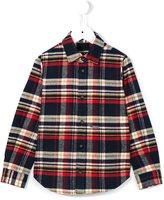 DSQUARED2 plaid shirt - kids - Cotton/Acrylic/Other fibres - 10 yrs