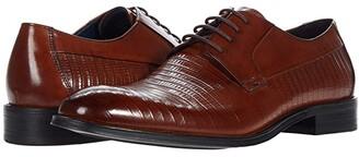 Steve Madden Ronzoe Oxford (Cognac Leather) Men's Shoes