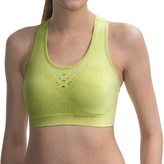 Smartwool PhD Seamless Sports Bra - High Impact, Racerback (For Women)