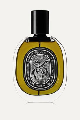Diptyque Tempo Eau De Parfum - Patchouli, Mate, Clary Sage, 75ml