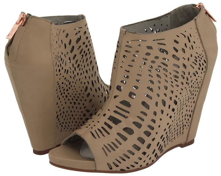 Mea Shadow Giglio (Blush Matte Leather) - Footwear