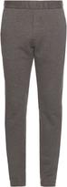 Bottega Veneta Cotton and wool-blend track pants