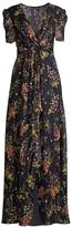 Shoshanna Concetta Floral Maxi Dress