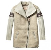 Scotch R'Belle Scotch R Belle Shearling Coat