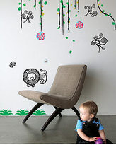 Wee Gallery Jungle Re-Stik Wall Decal