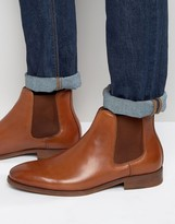 Aldo Croaven Leather Chelsea Boots