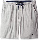 Nautica Men's Big-Tall Knit Lounge Short