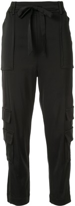 Manning Cartell Australia Victory lap crop trousers