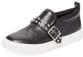Marc by Marc Jacobs Kenmare Studded Leather Skate Slip-On Sneaker