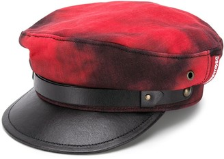 DSQUARED2 Dyed Biker Hat