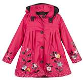 Catimini Girl's Gomme Floral Coat