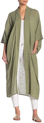 Z&L Europe Maxi Length Duster
